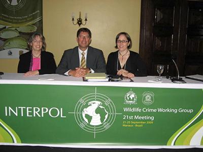Laurel at Interpol IMG_5447